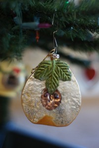 Winter Solstice ornament
